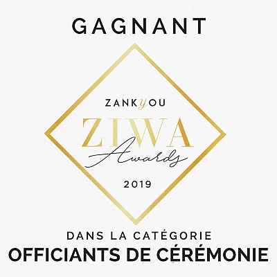 prix ziwa officiant ceremonie laique