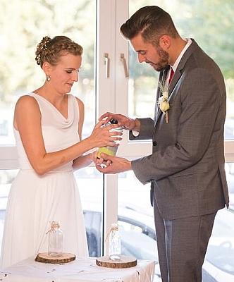 ceremonie laique des mariés