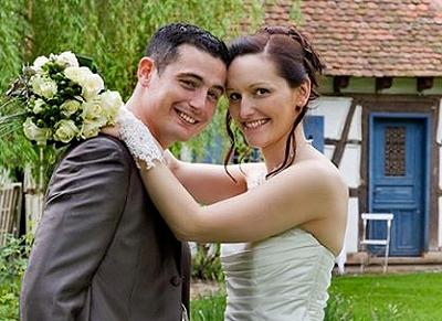 mariage laique axelle daniel