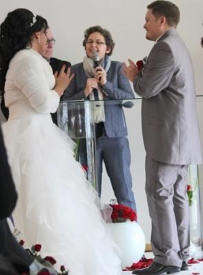 ceremonie story photo couple