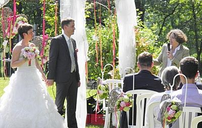 mariage laique marie aurelien