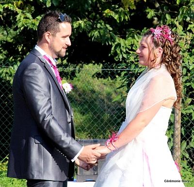 mariage laique a l'extérieur
