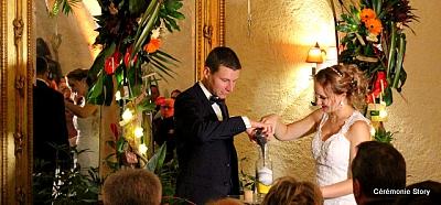 mariage laique interieur