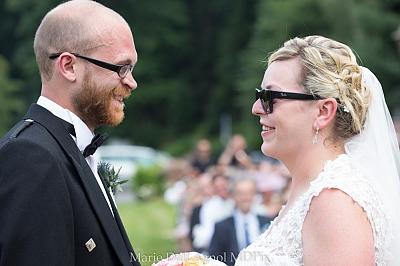 mariage laique stephanie stephen