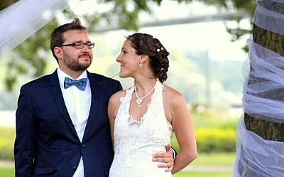 mariage laique plein air