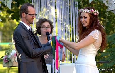 mariage laique officiant