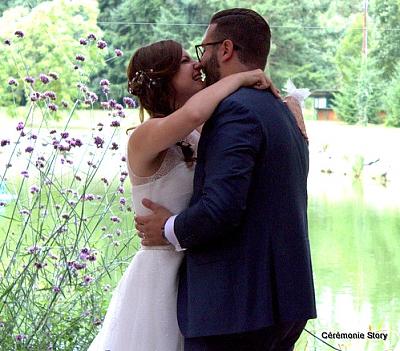 mariage laique campagne